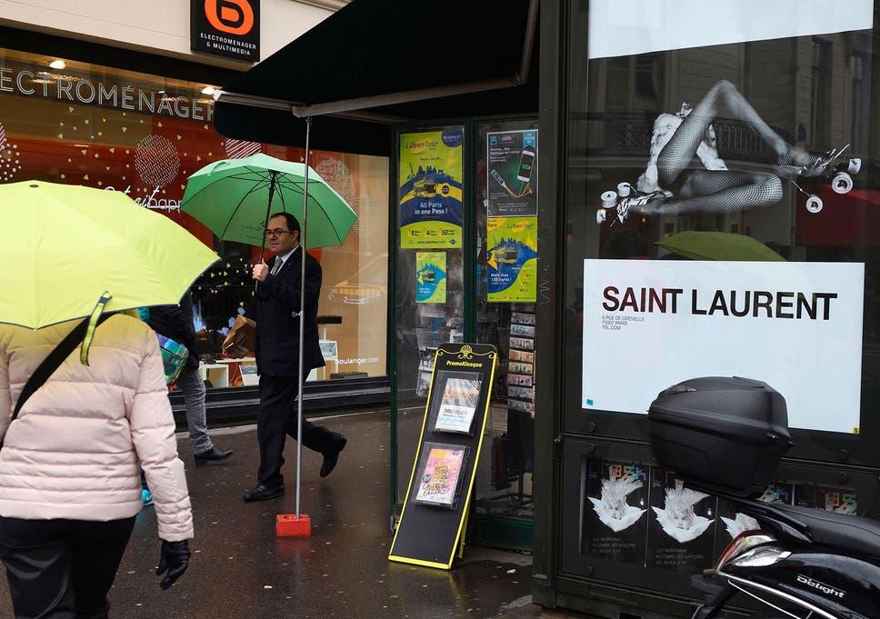 Paris bans 'degrading' sexist and discriminatory adverts