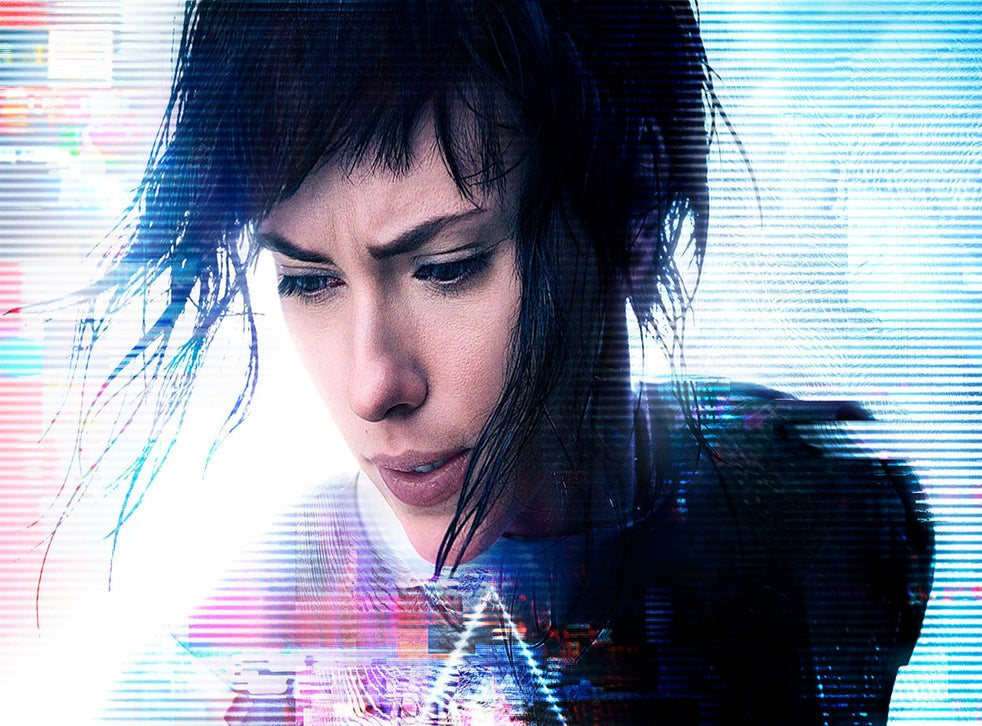 Scarlett Johansson Talks Playing The Major In Ghost In The Shell The Independent The Independent