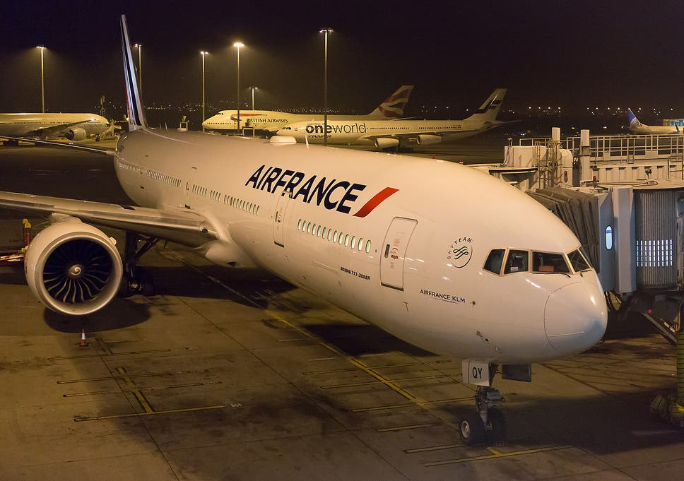 France air-traffic strikes: First walkout of year leaves tens of ...