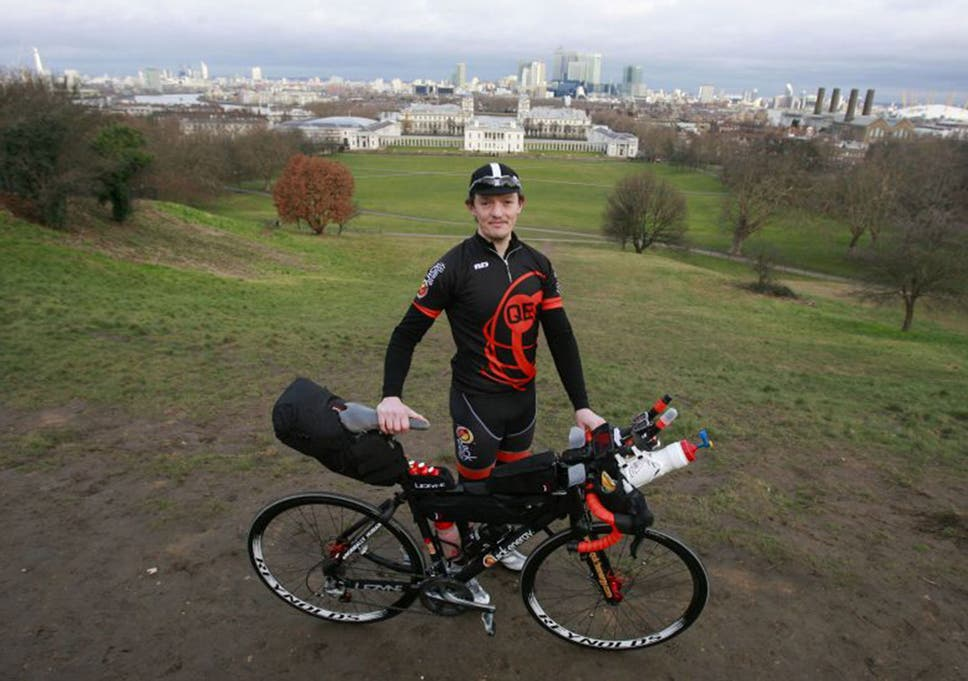 Mike Hall dead: British endurance cyclist killed after being struck