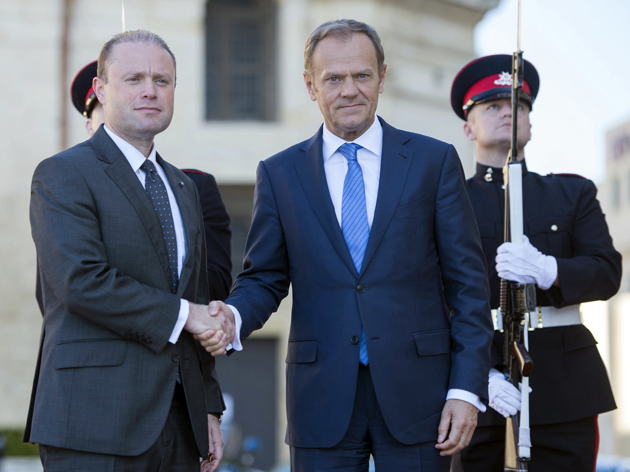 Maltese prime minister: For the first time, I'm starting to believe Brexit won't happen