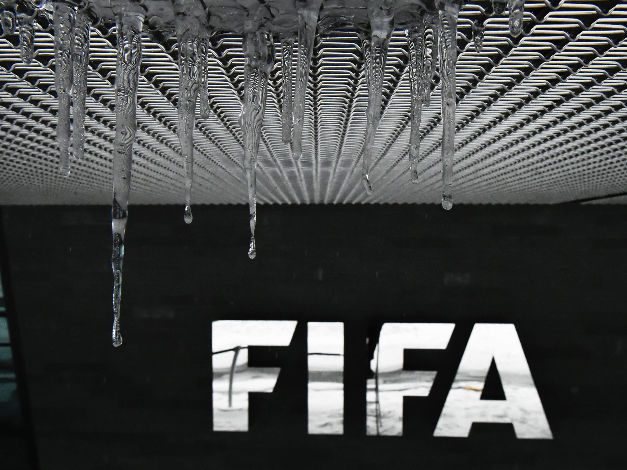 Fifa hand over 20,000 pages of evidence to authorities after two-year corruption investigation