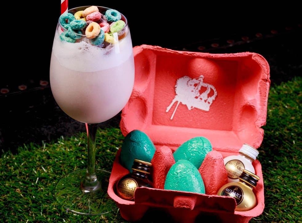The Five Best Easter Egg Cocktails Across The Uk The Independent The Independent