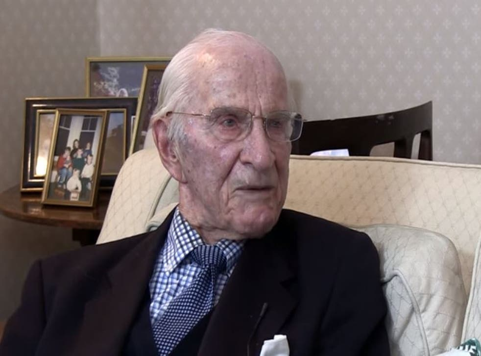 William Frankland almost died in a notorious Japanese prisoner-of-war camp