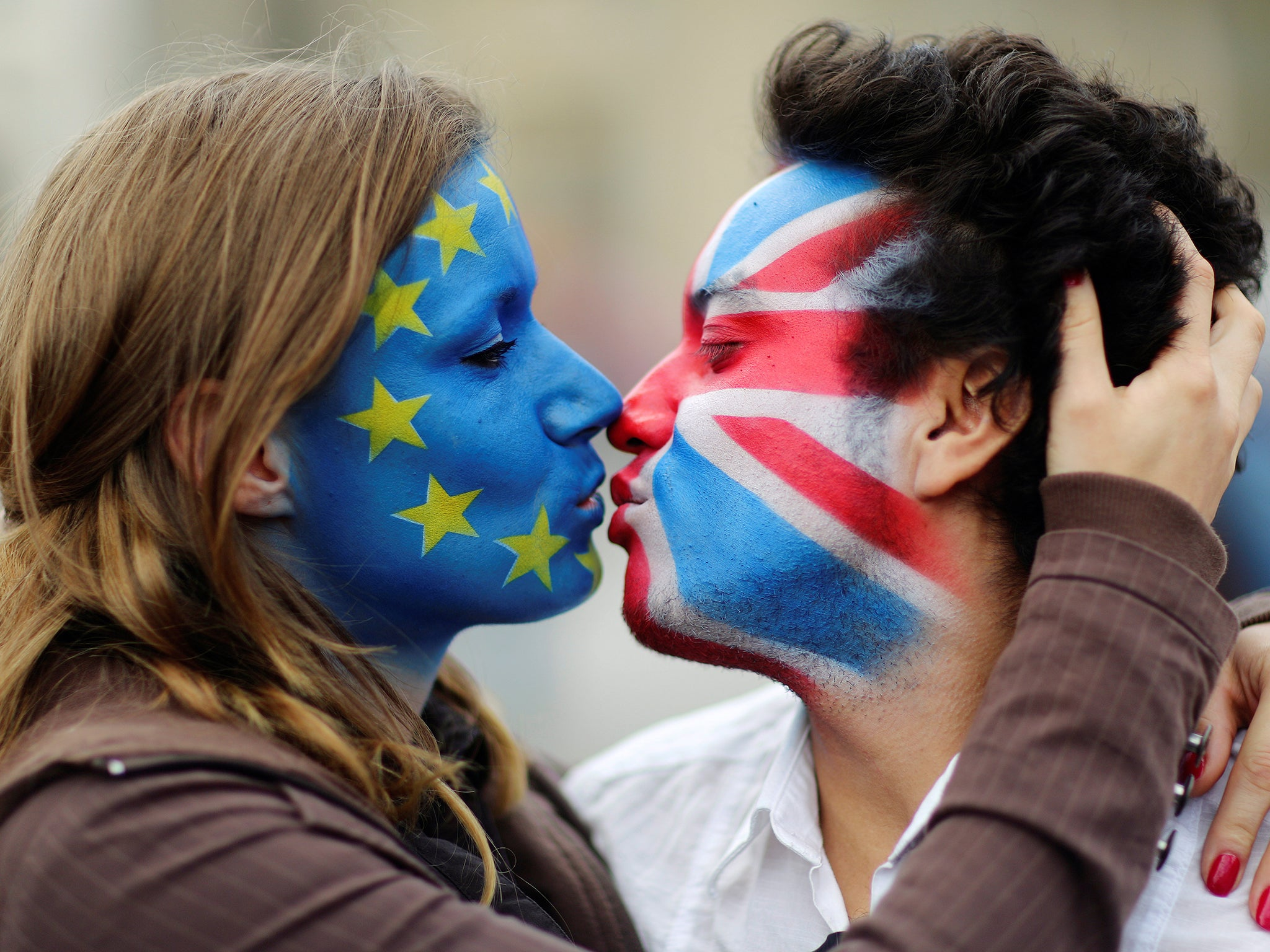 Image result for EU citizens in the UK