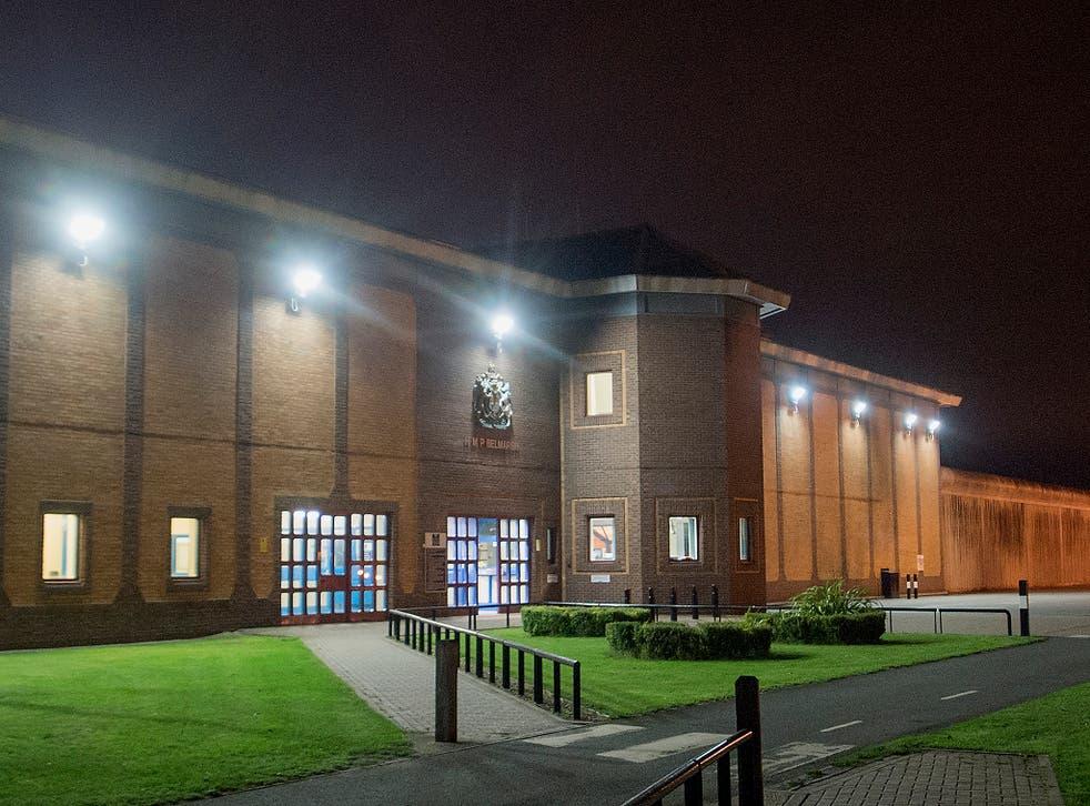 HMP Belmarsh, London