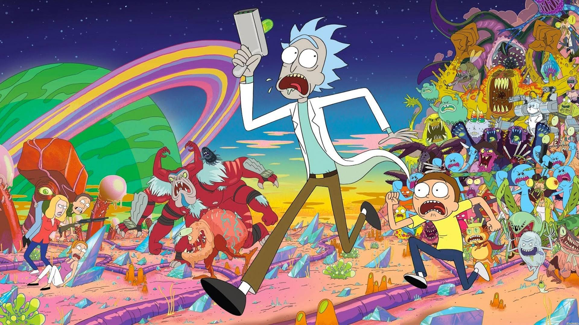 Rick and Morty season 4 not coming to Netflix, heading to Channel 4