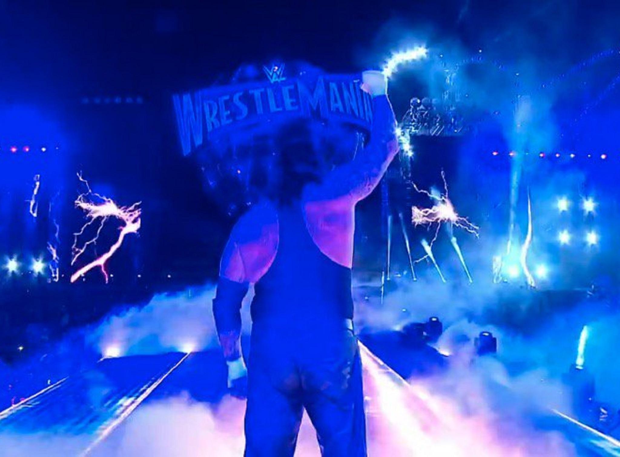WrestleMania 33 results: The Undertaker breaks character ...