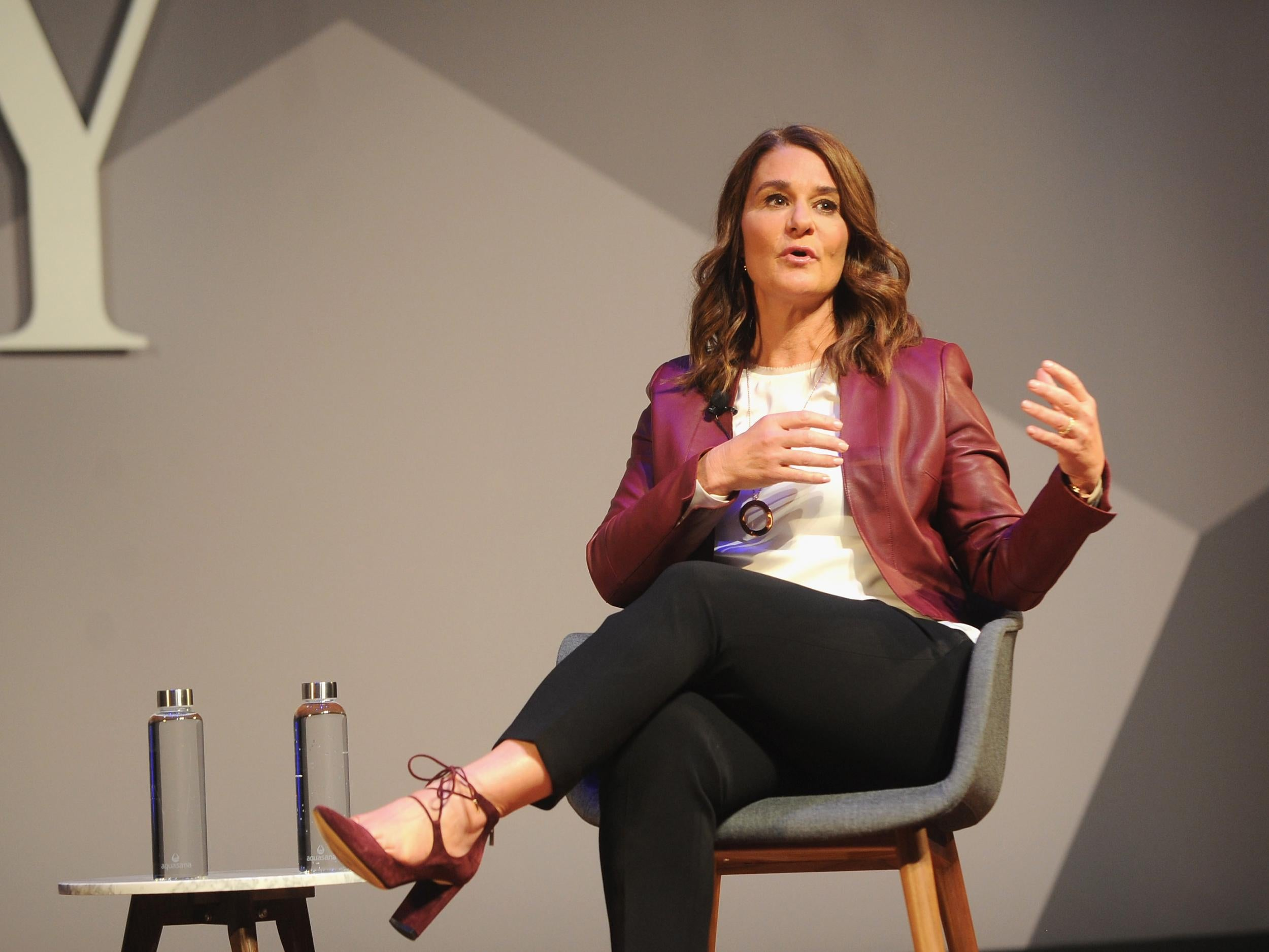 Melinda Gates Contraceptives Are Anti Poverty Innovation