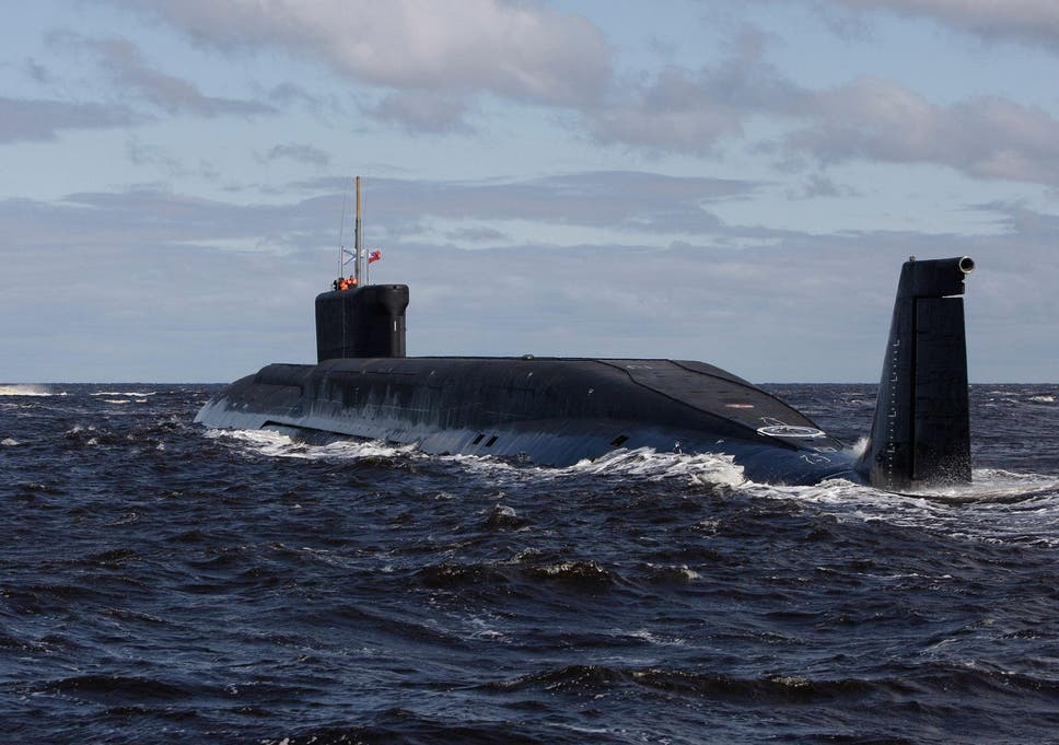 Russia launches most powerful nuclear attack submarine yet | The