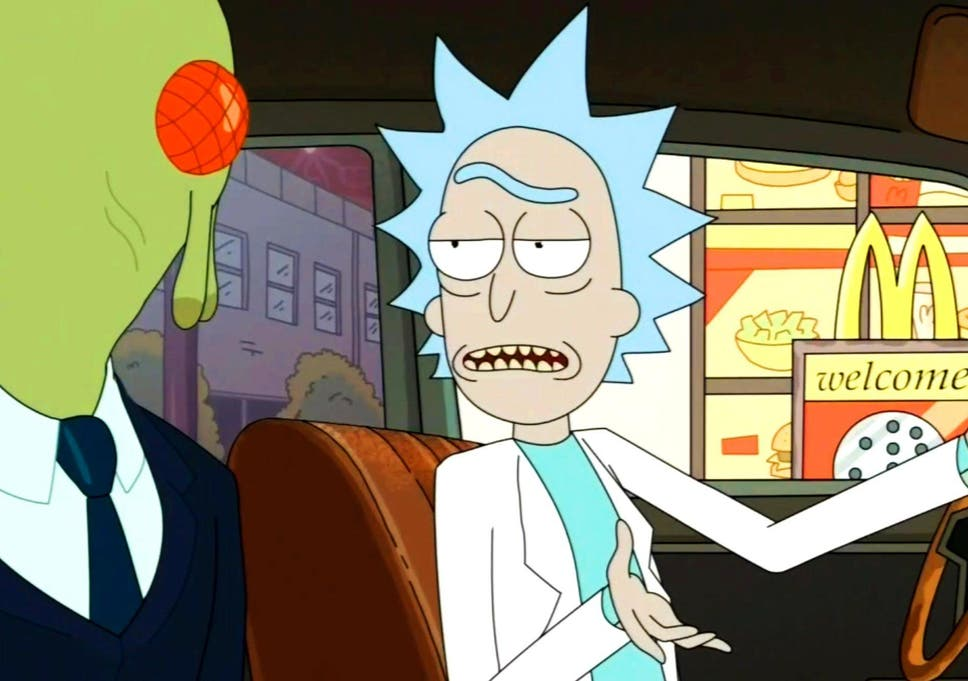 Rick and Morty: McDonald's Szechuan sauce sells for almost