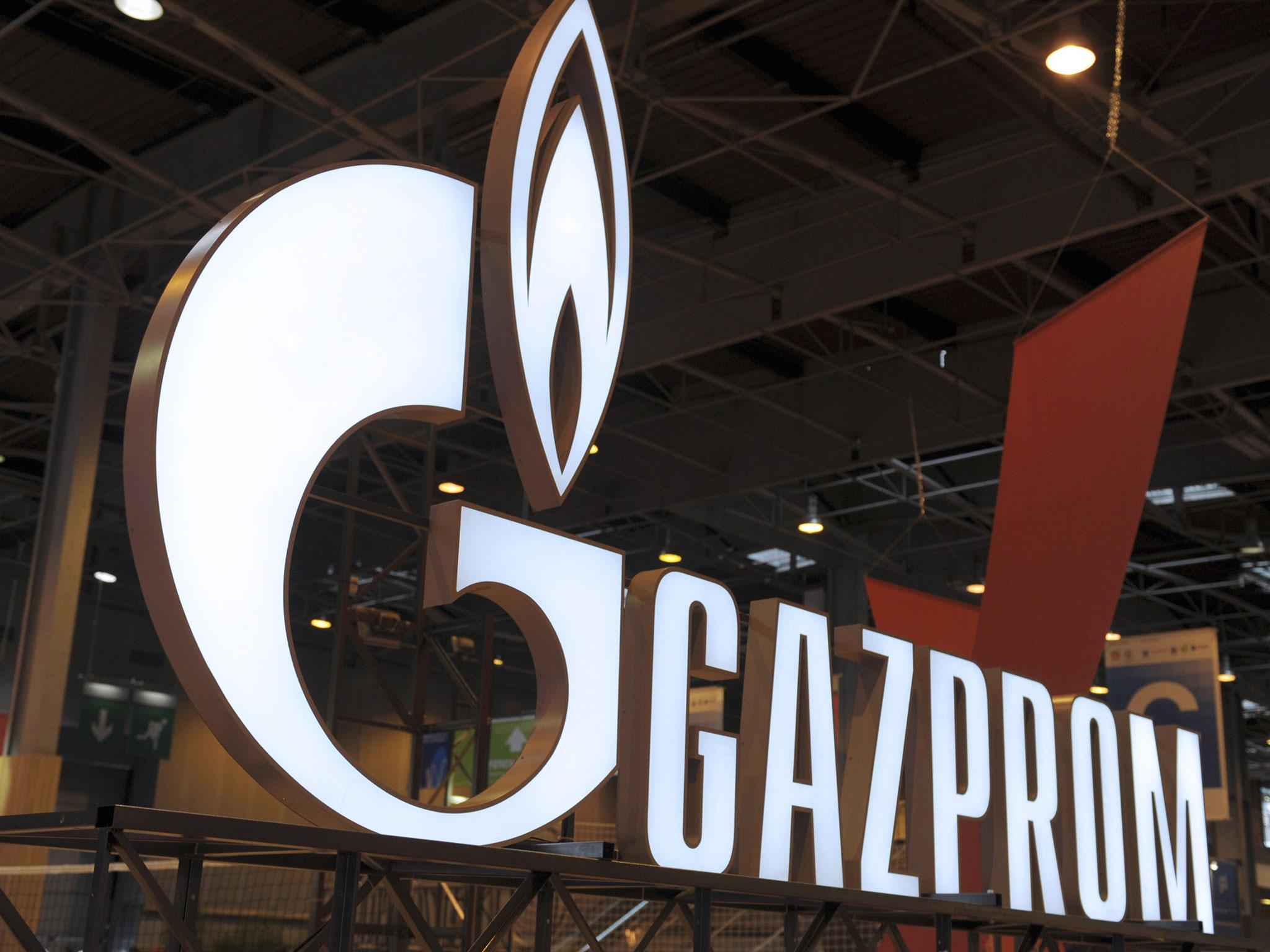 Gazprom could not find the right people