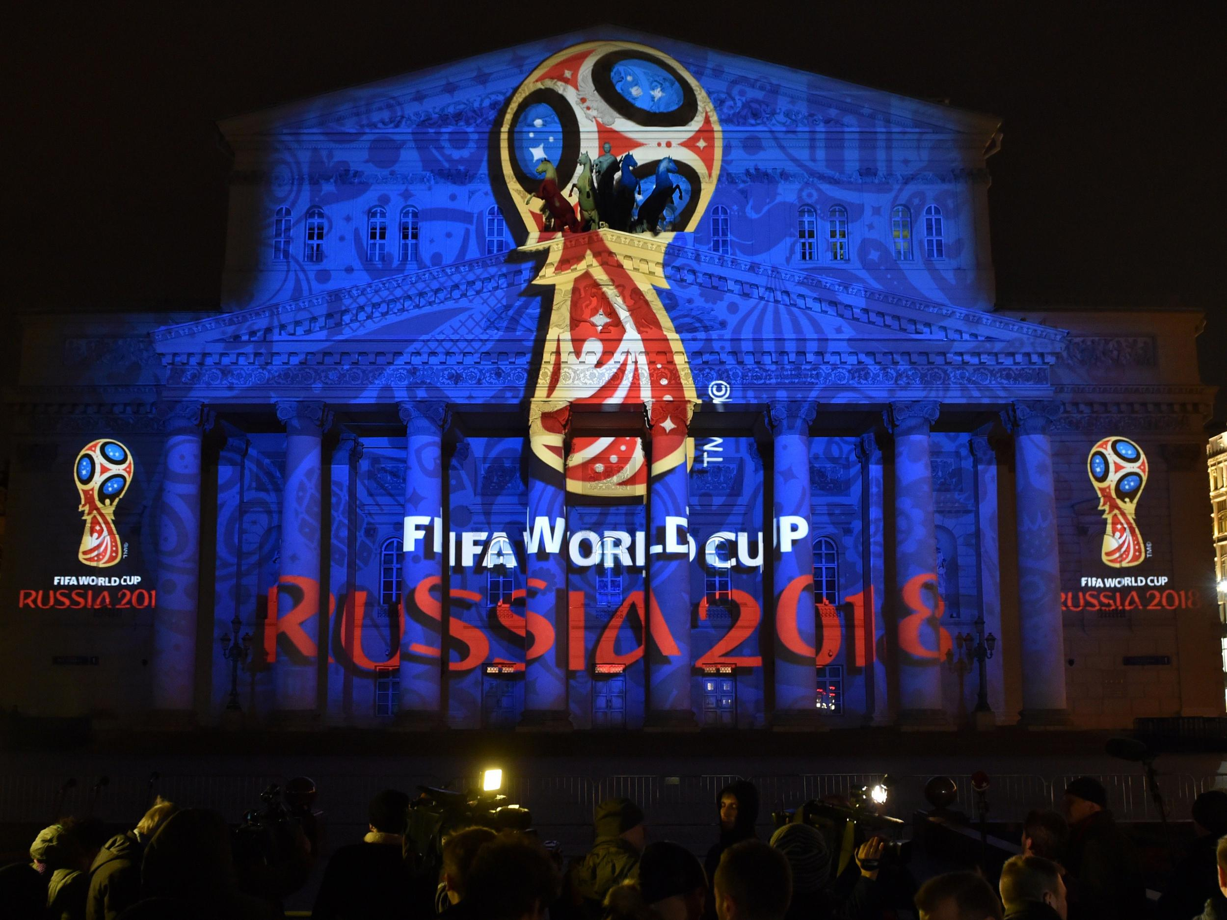 Russian fans at risk of missing own World Cup as TV networks struggle to agree deal with Fifa