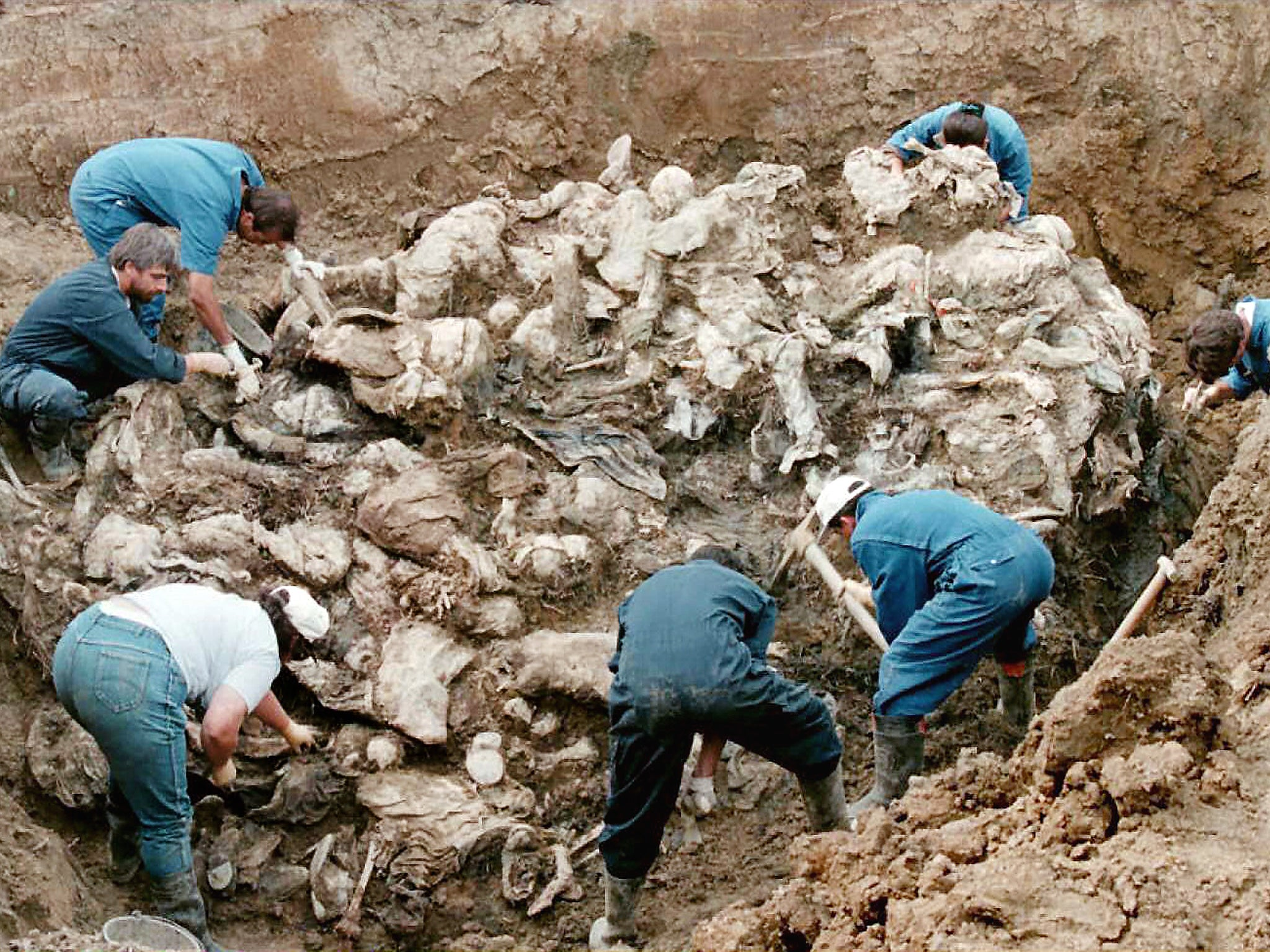 Opinion: 25 years after the Srebrenica massacre, the merits of foreign intervention are clearer than ever