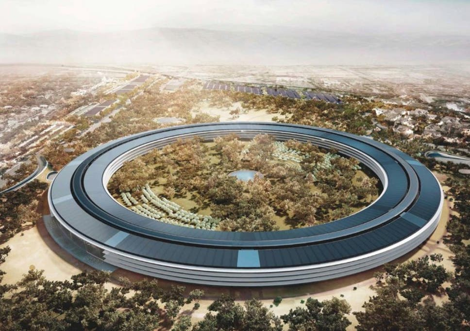 The complete story behind Apple's futuristic new campus