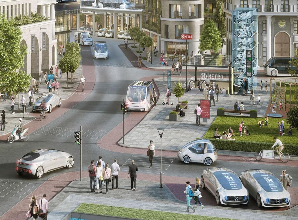 The autonomous driving system that Daimler and Bosch plan to develop will be designed for city driving, the companies said Tuesday