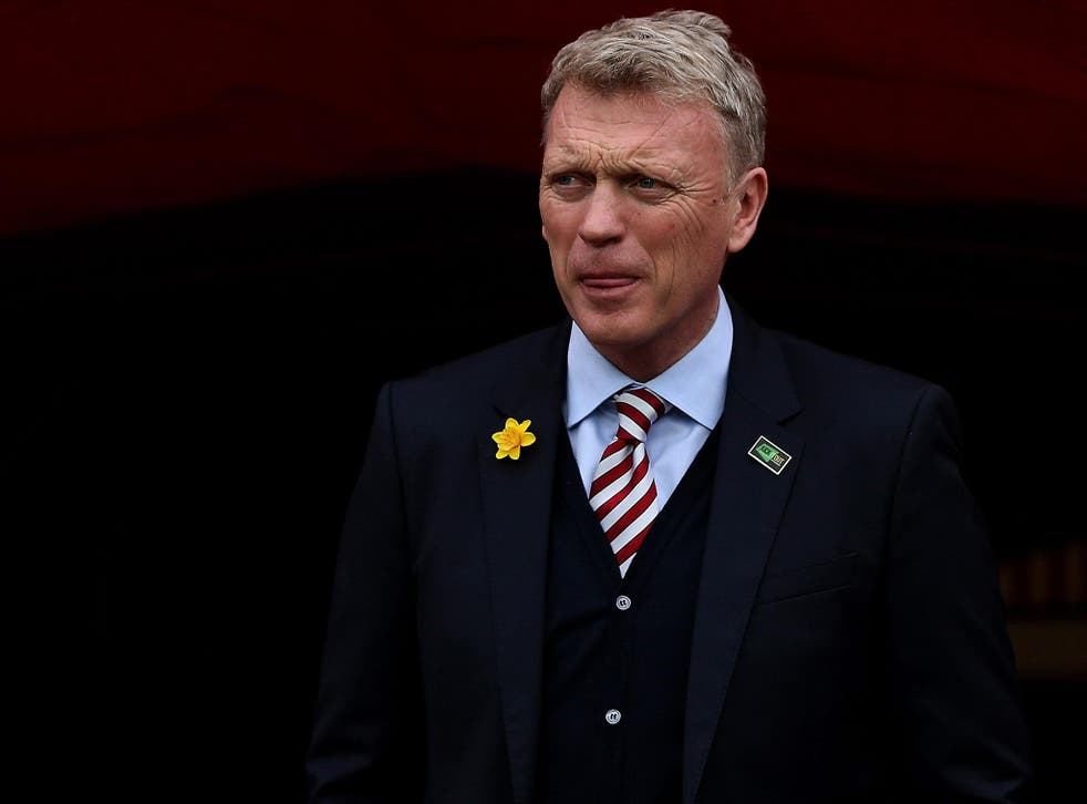 David Moyes's comments have been criticised by the chairman of the FA