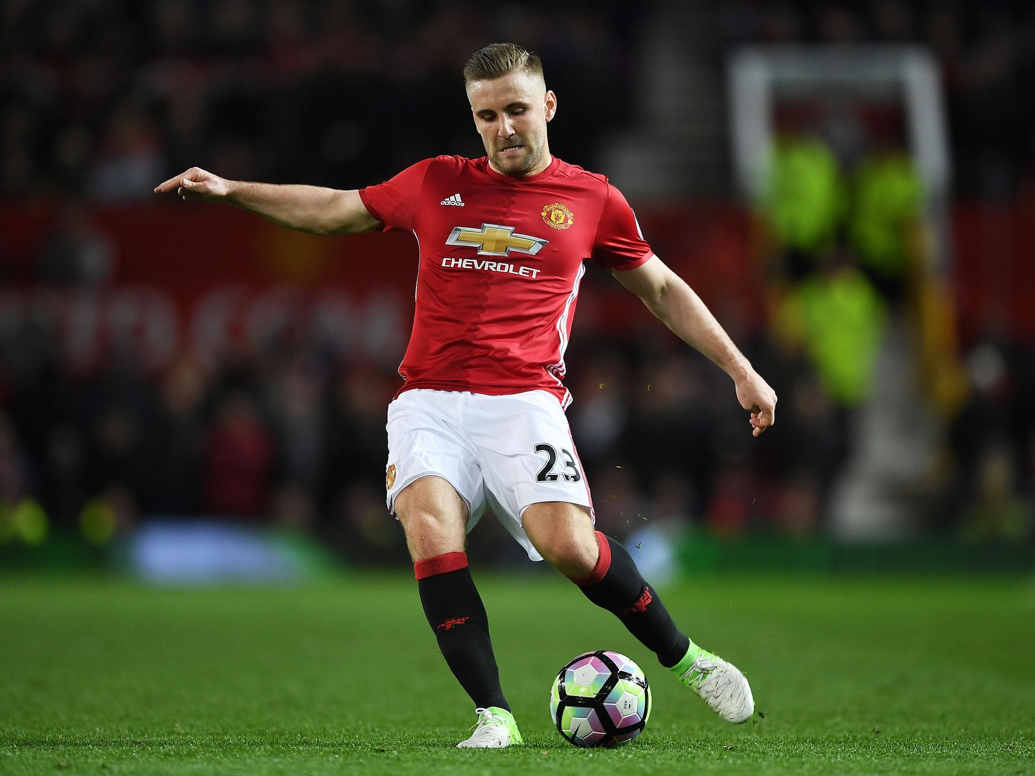 Luke Shaw criticised by Jose Mourinho again despite making