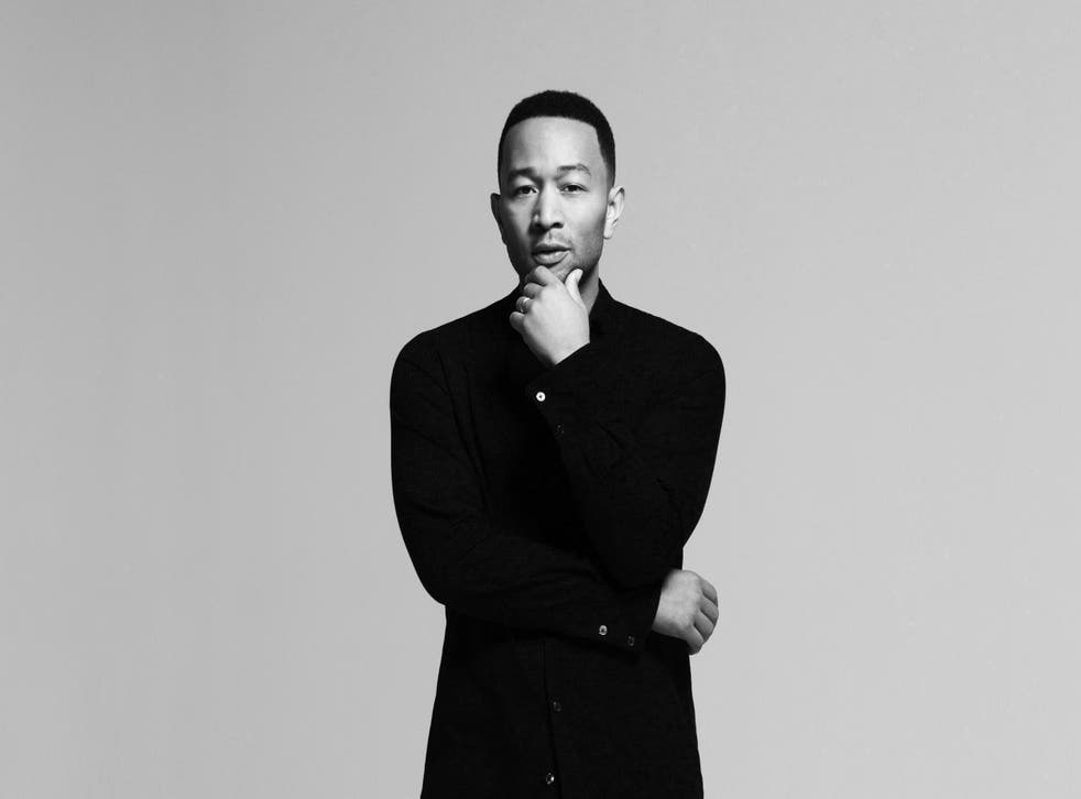 Finding light in the darkness: John Legend hopes people will stop 'operating out of fear'