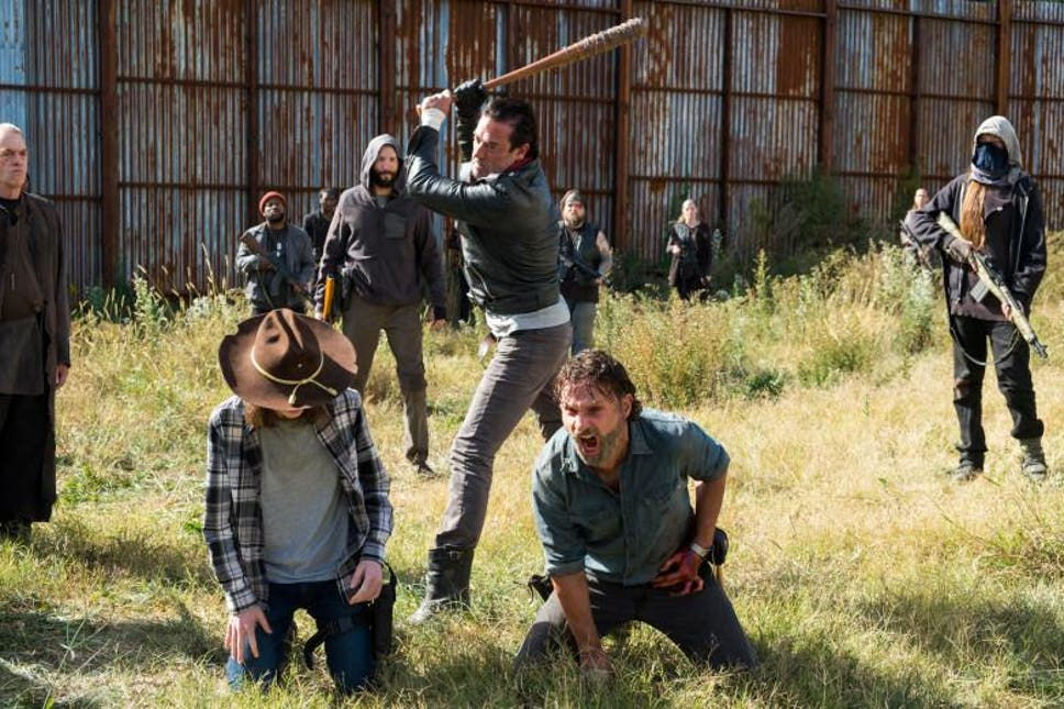 The Walking Dead Season 8 Andrew Lincoln Confirms How 100th Episode