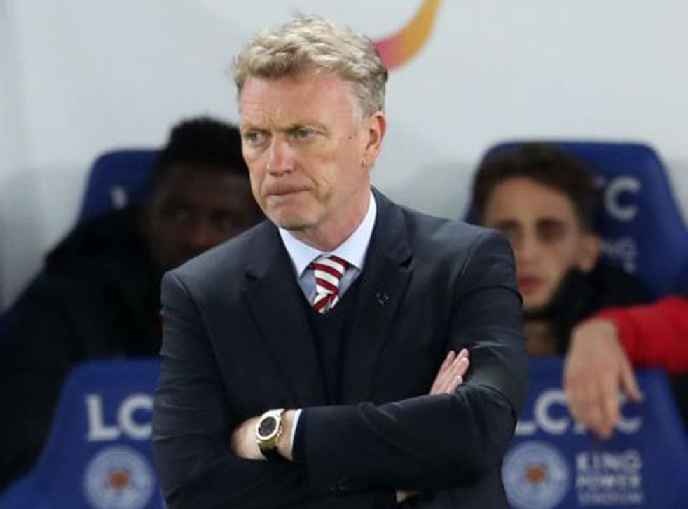 Sunderland chose not to sack Moyes - and could pay the price at the end of the season