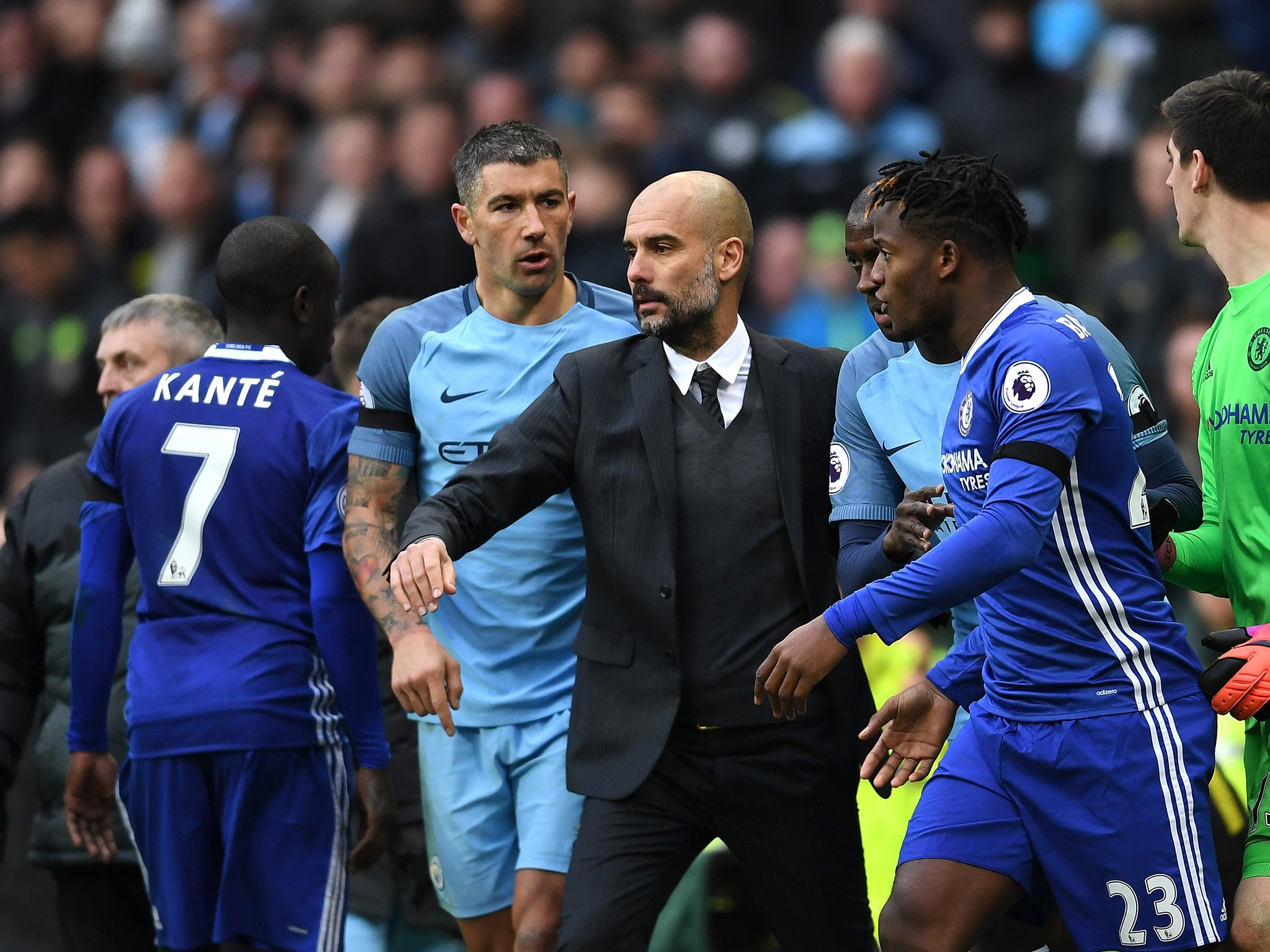 Chelsea Manchester City: Chelsea Vs Manchester City: What Time Does It Start, Where