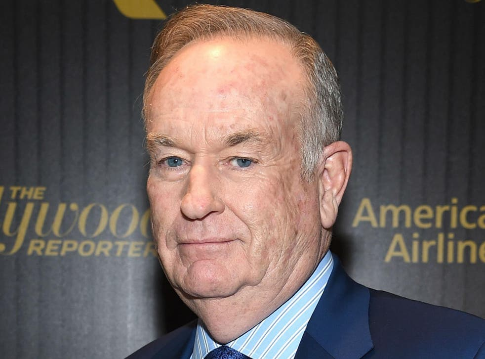 Mr O'Reilly said he was being unfairly targeted due to his prominence