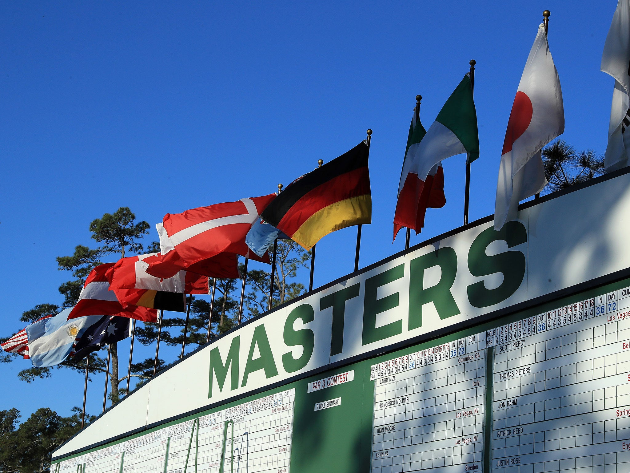 Masters 2017: What time does it start on day two, how can I