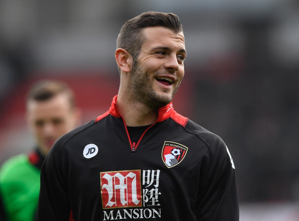 Wilshere has recently lost his Bournemouth place