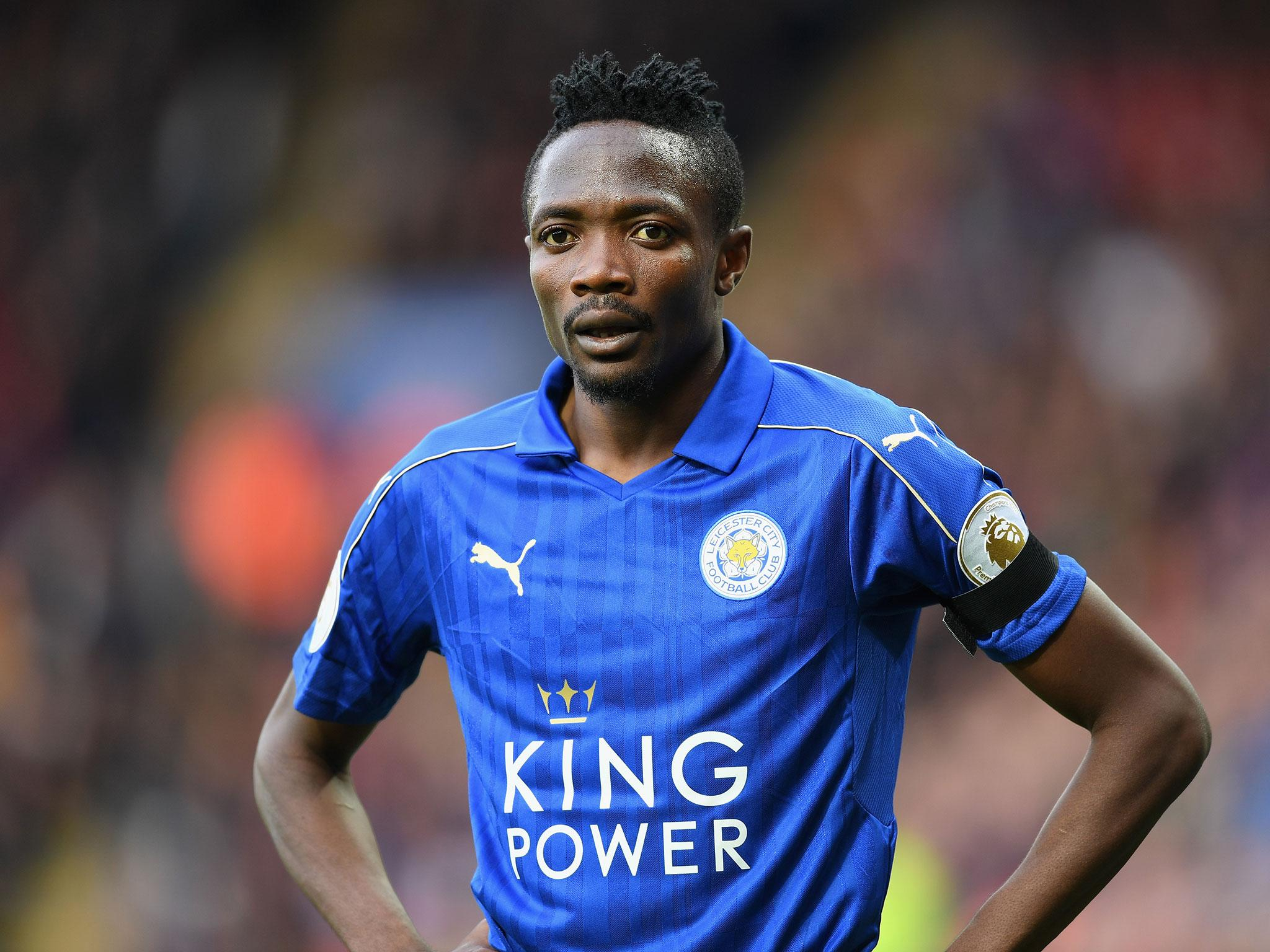 Ahmed Musa arrested after altercation with his wife hours ...