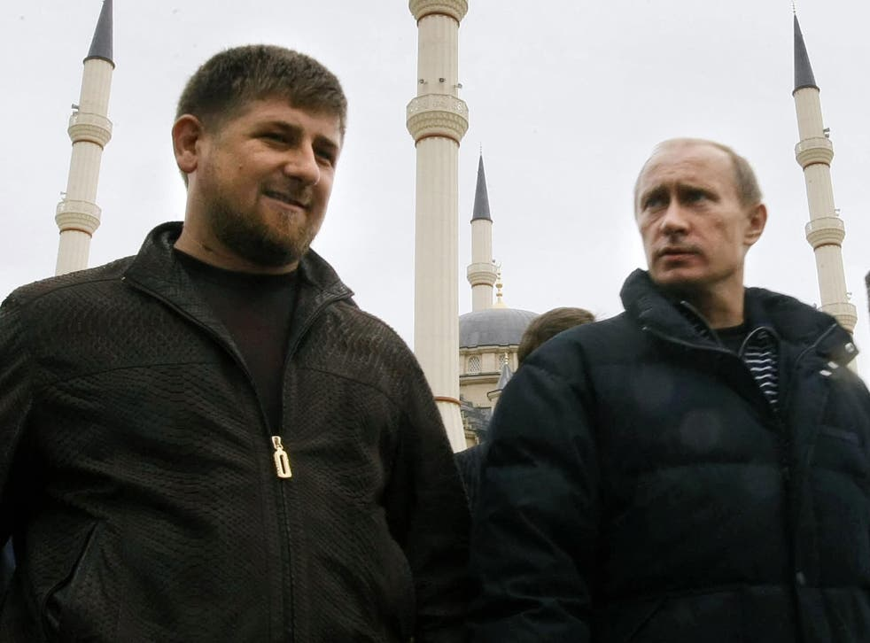 Chechen President Ramzan Kadyrov's spokesman calls report 'absolute lies and disinformation' and said gays don't exist in the Muslim-majority region