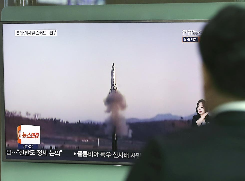 The North has not been afraid to show its military clout in recent months with several missile tests