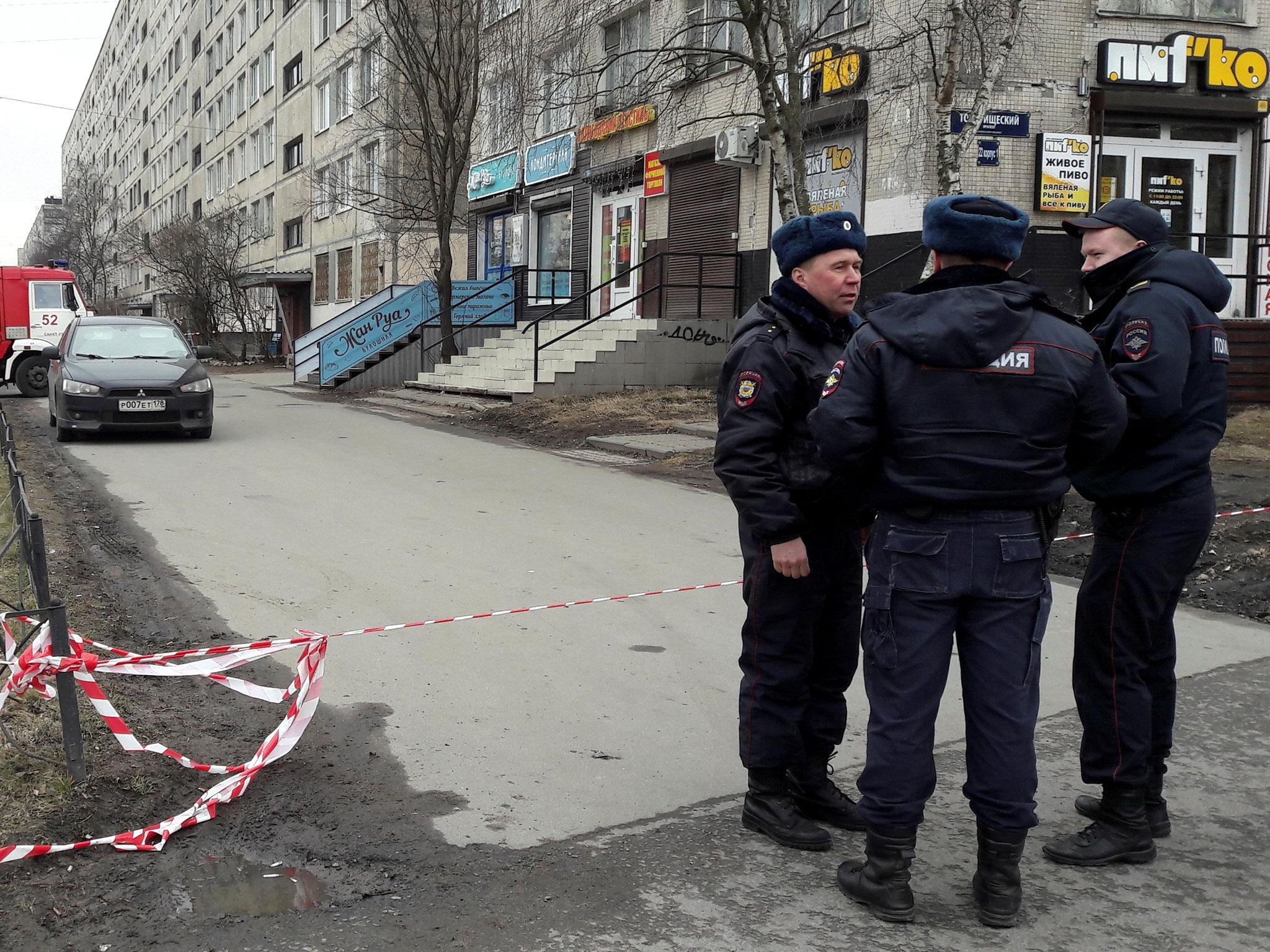 St Petersburg attacks - latest news, breaking stories and