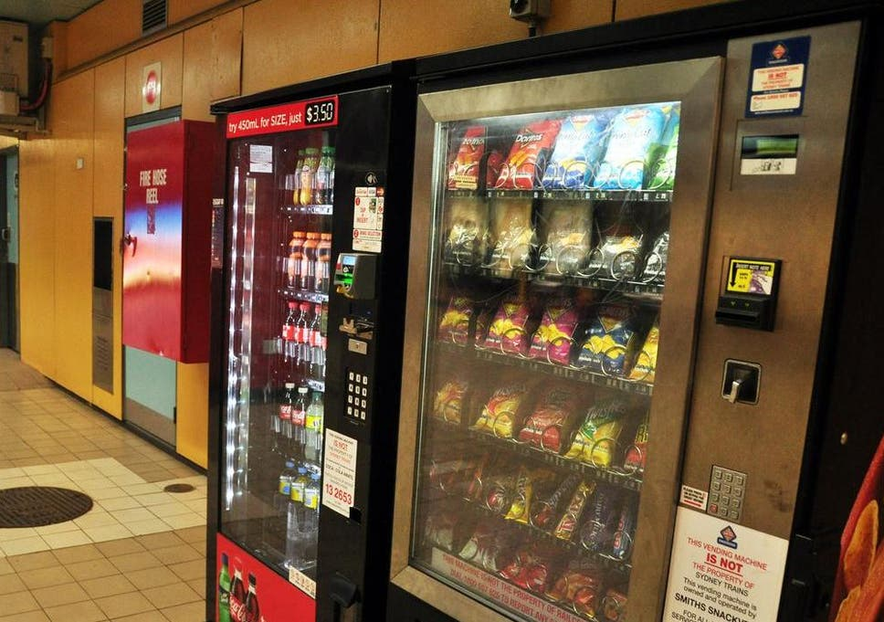 vending machine debate