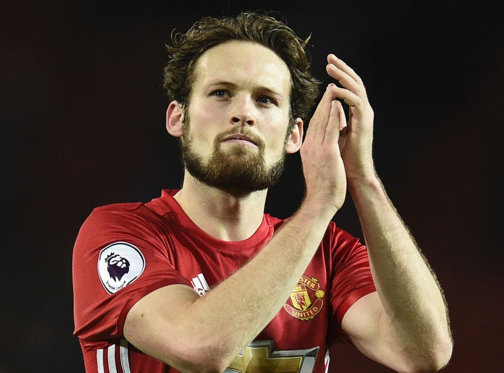 Blind has fallen out of favour with Jose Mourinho