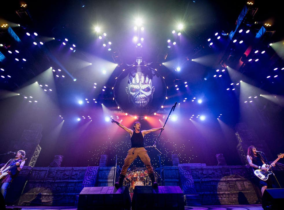 Iron Maiden's attempts to prevent touts selling on their tickets for vast profits has been championed within the music industry