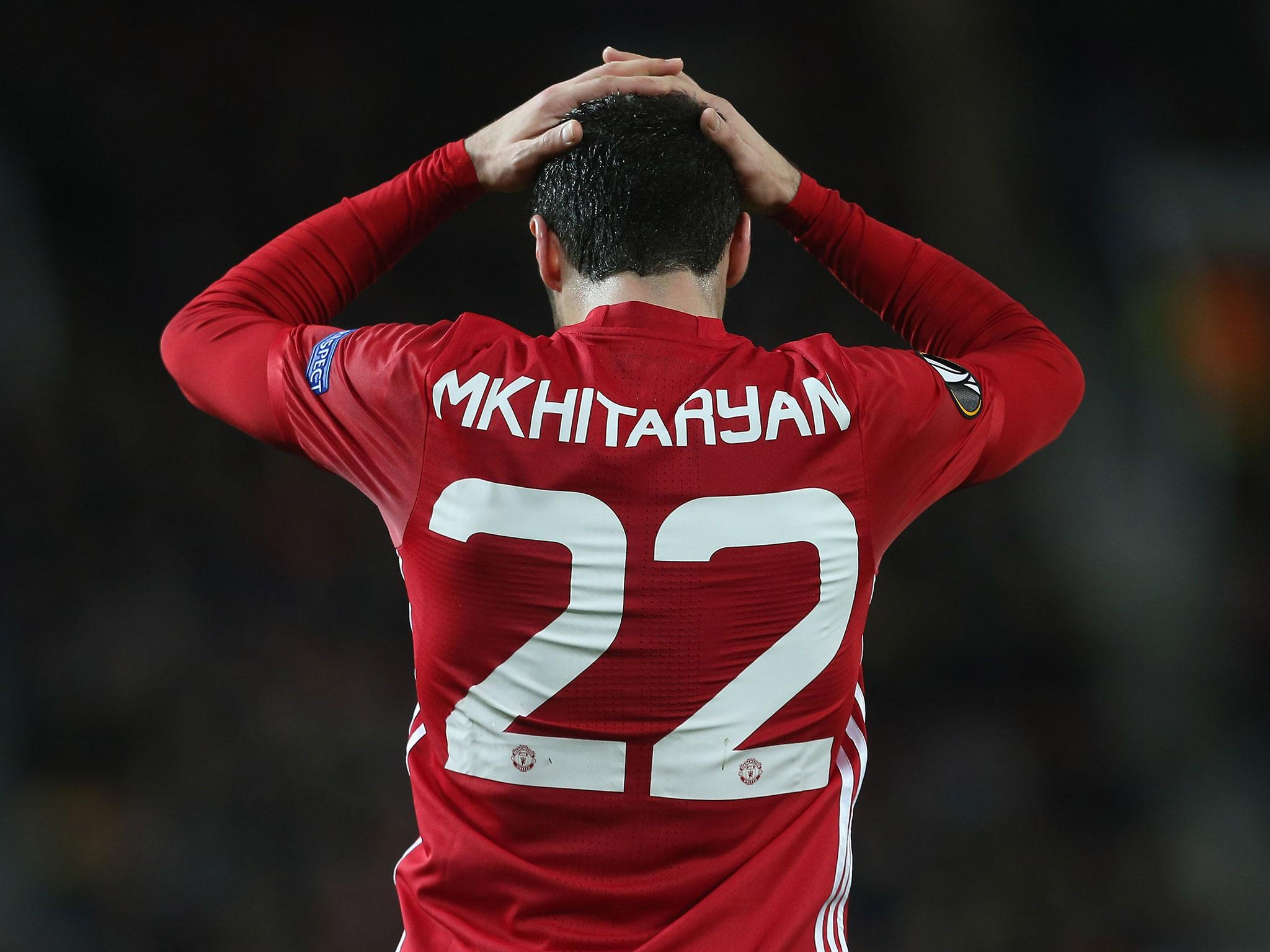 Mkhitaryan sends very honest message to fans after Stoke game