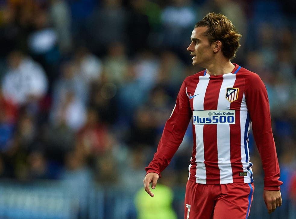 Atletico Madrid Confident They Can Keep Antoine Griezmann This Summer Despite Interest From Manchester United The Independent The Independent