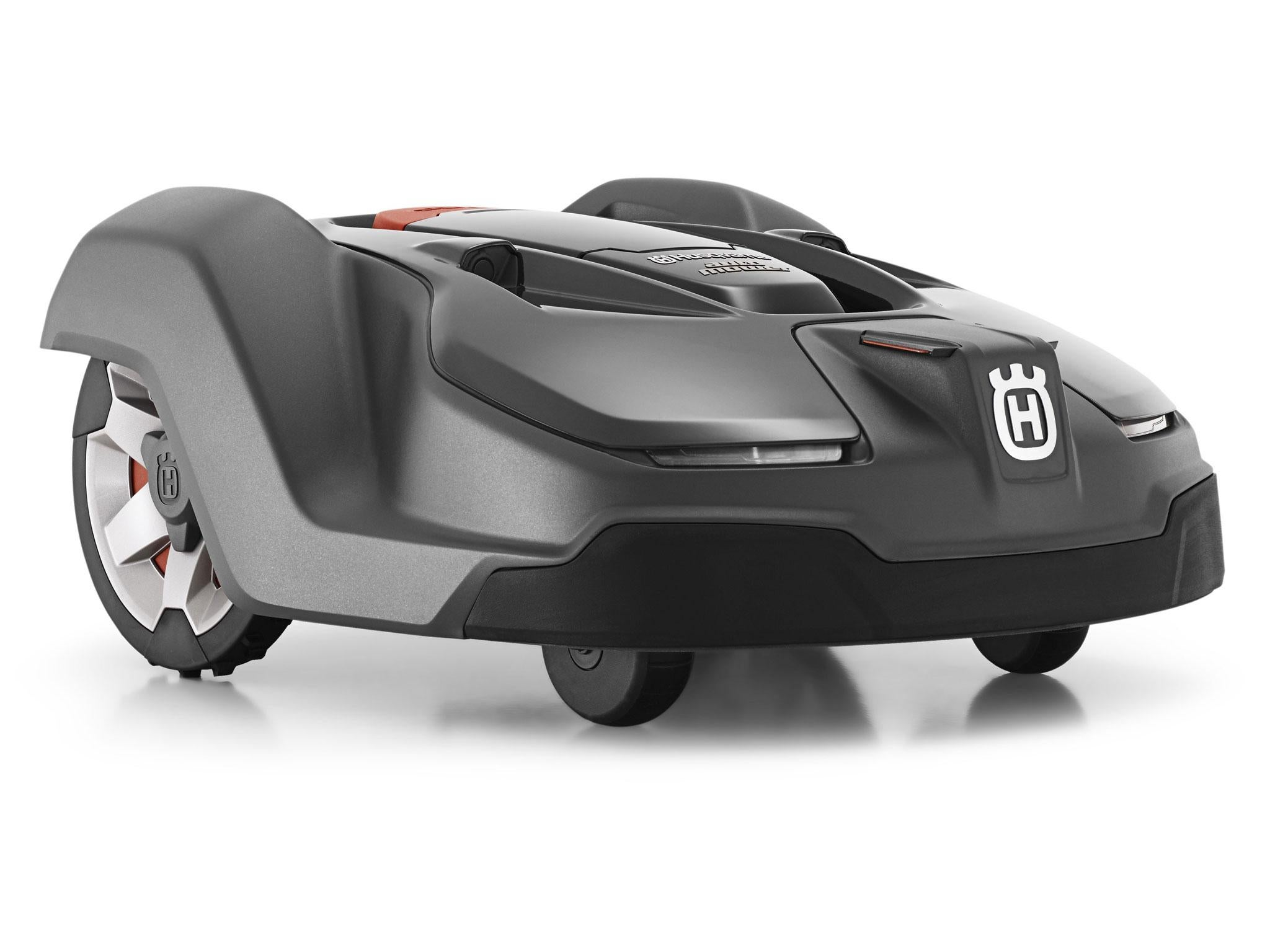 9 best robot lawnmowers the independent the racing car of the robotic mower world it even looks like one this is excellent for complicated lawns including obstacles narrow passages fandeluxe Images