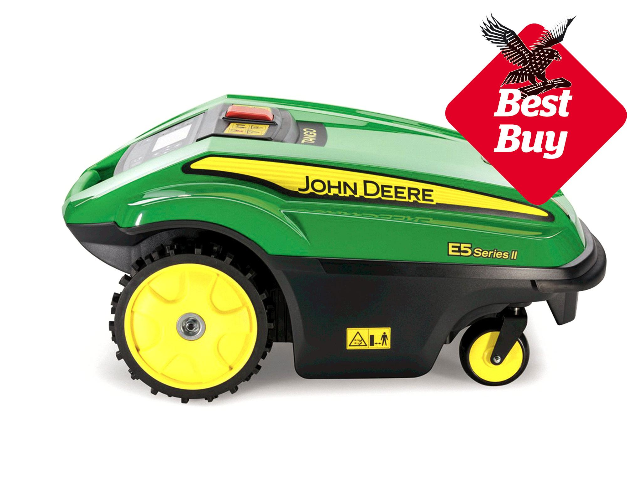 9 best robot lawnmowers the independent john deere tango e5 series ii 2130 john deere fandeluxe