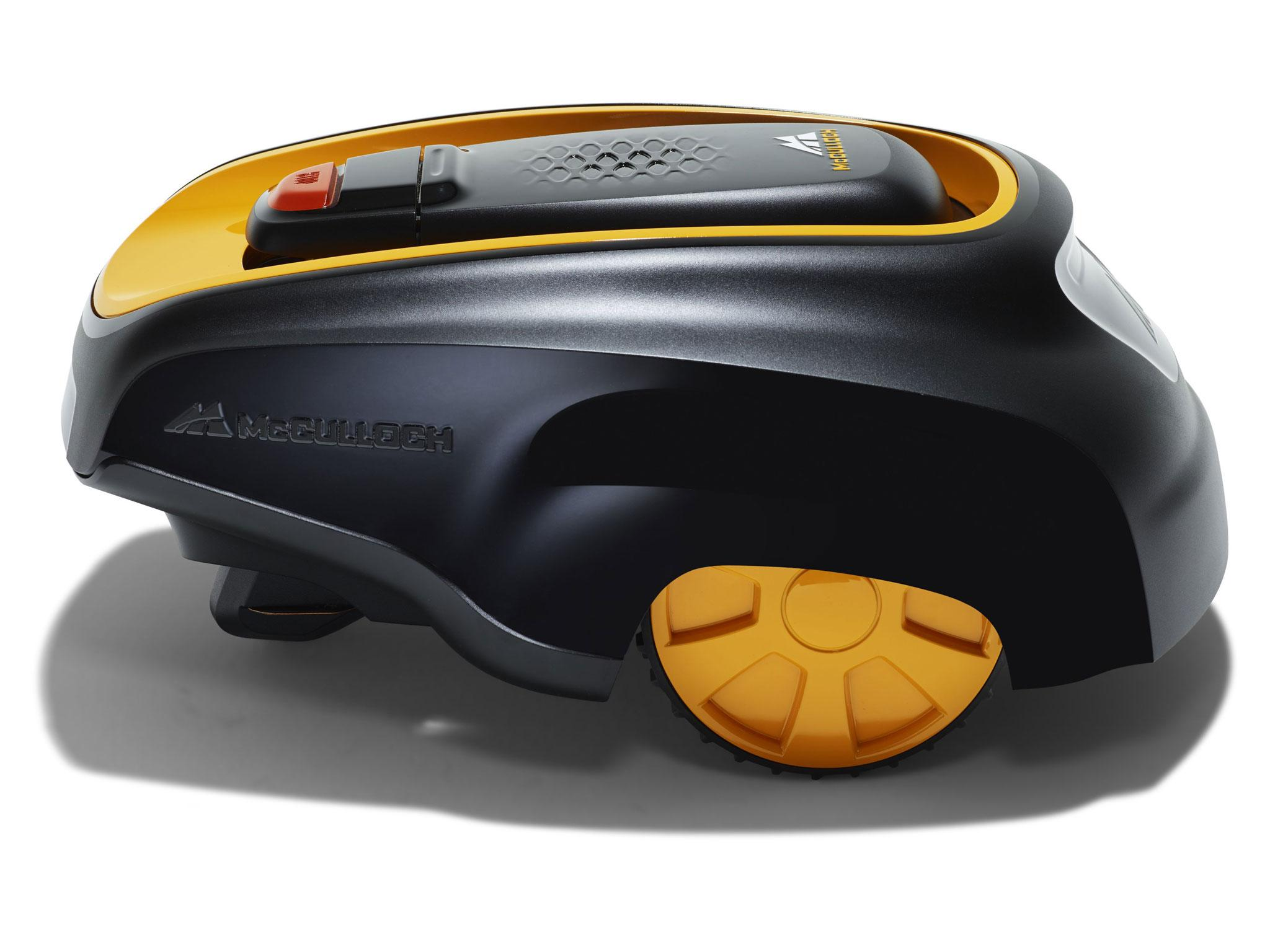 9 best robot lawnmowers the independent brand new for this year it can cut up to a 25 per cent gradient with ease this robo mower can also cope with bigger gardens better than the cheaper models fandeluxe Choice Image