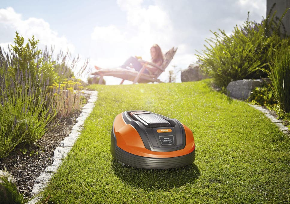 9 best robot lawnmowers the independent use the latest tech to cut the grass so you dont have to lift a finger fandeluxe Choice Image
