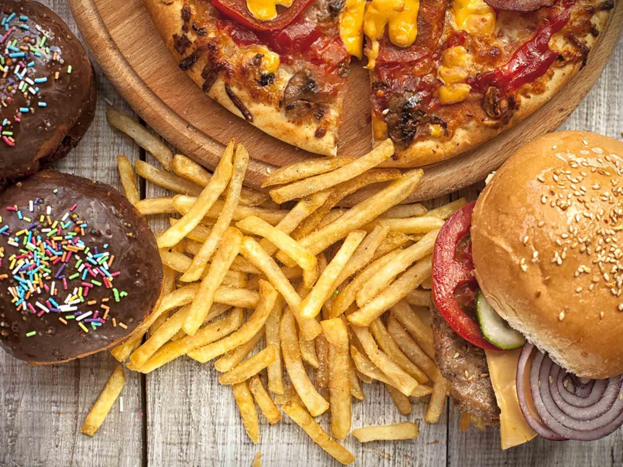 slamme eating fast food - HD2048×1536