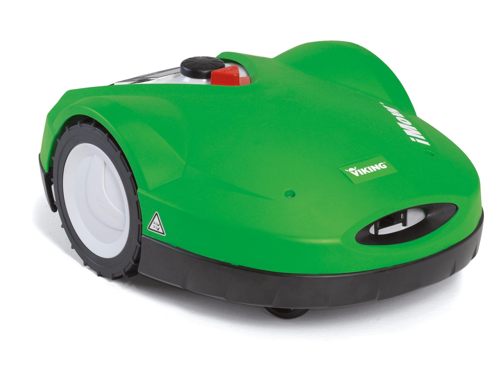 9 best robot lawnmowers the independent although this can be controlled by a smartphone or tablet youll probably prefer to control it via the easy to use control panel not only because of its fandeluxe Images