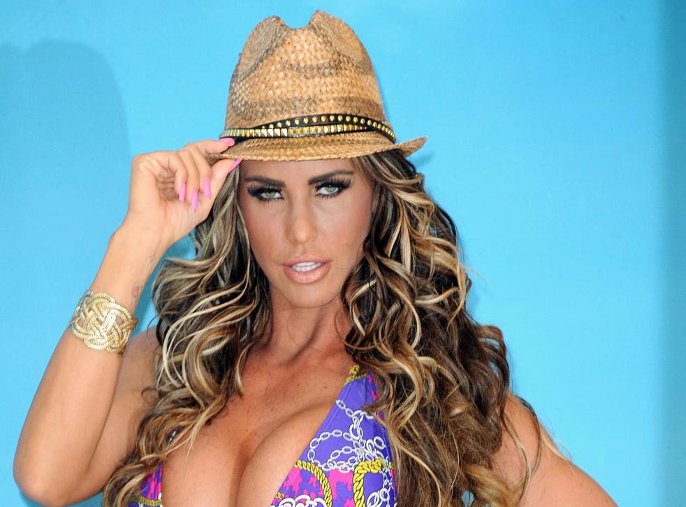Katie Price managed to offend while on holiday in the Maldives