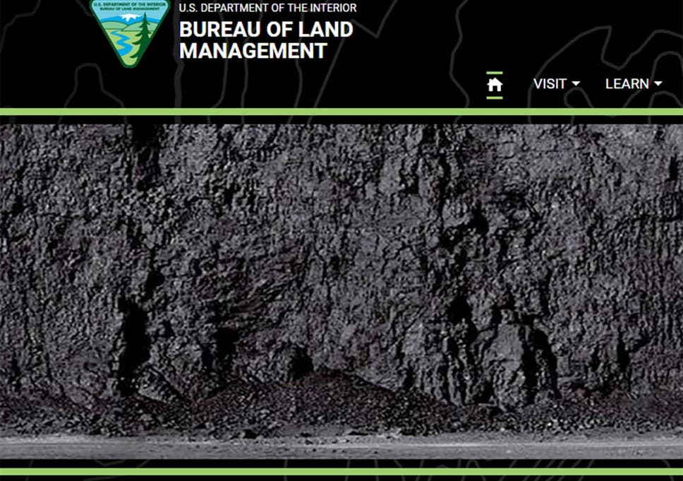 Trump's Bureau of Land Management replaces open countryside on its