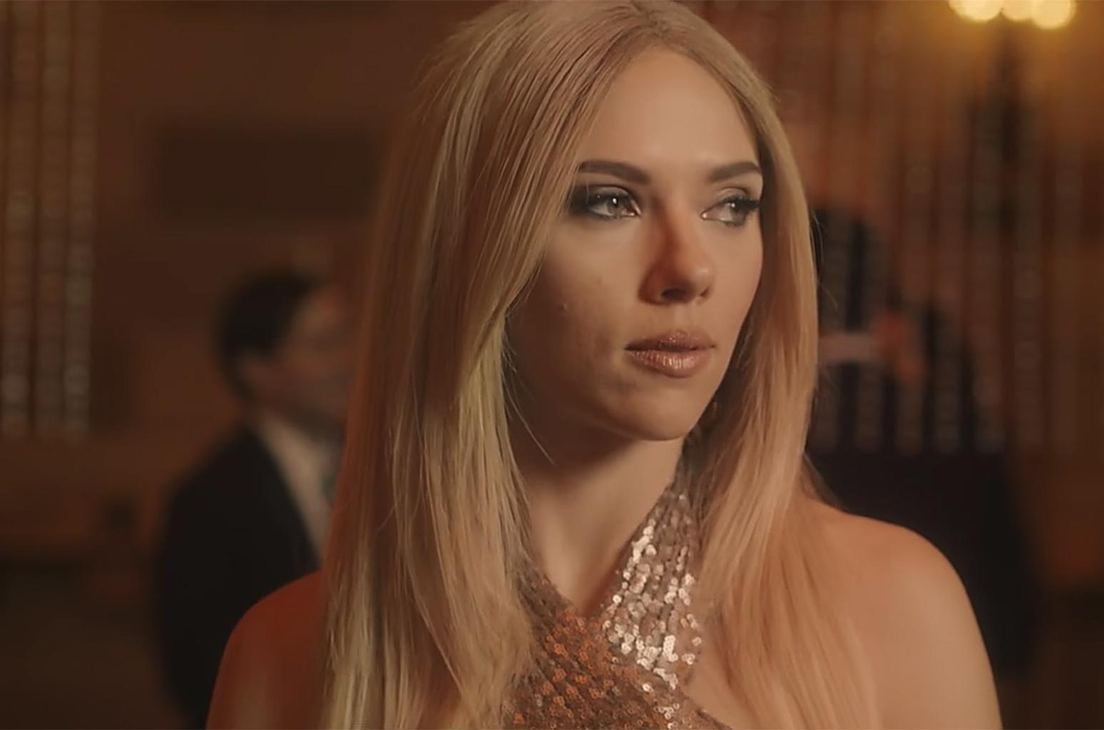 scarlett johnsson calls ivanka trump cowardly following scarlett johnsson calls ivanka trump cowardly following complicit interview the independent