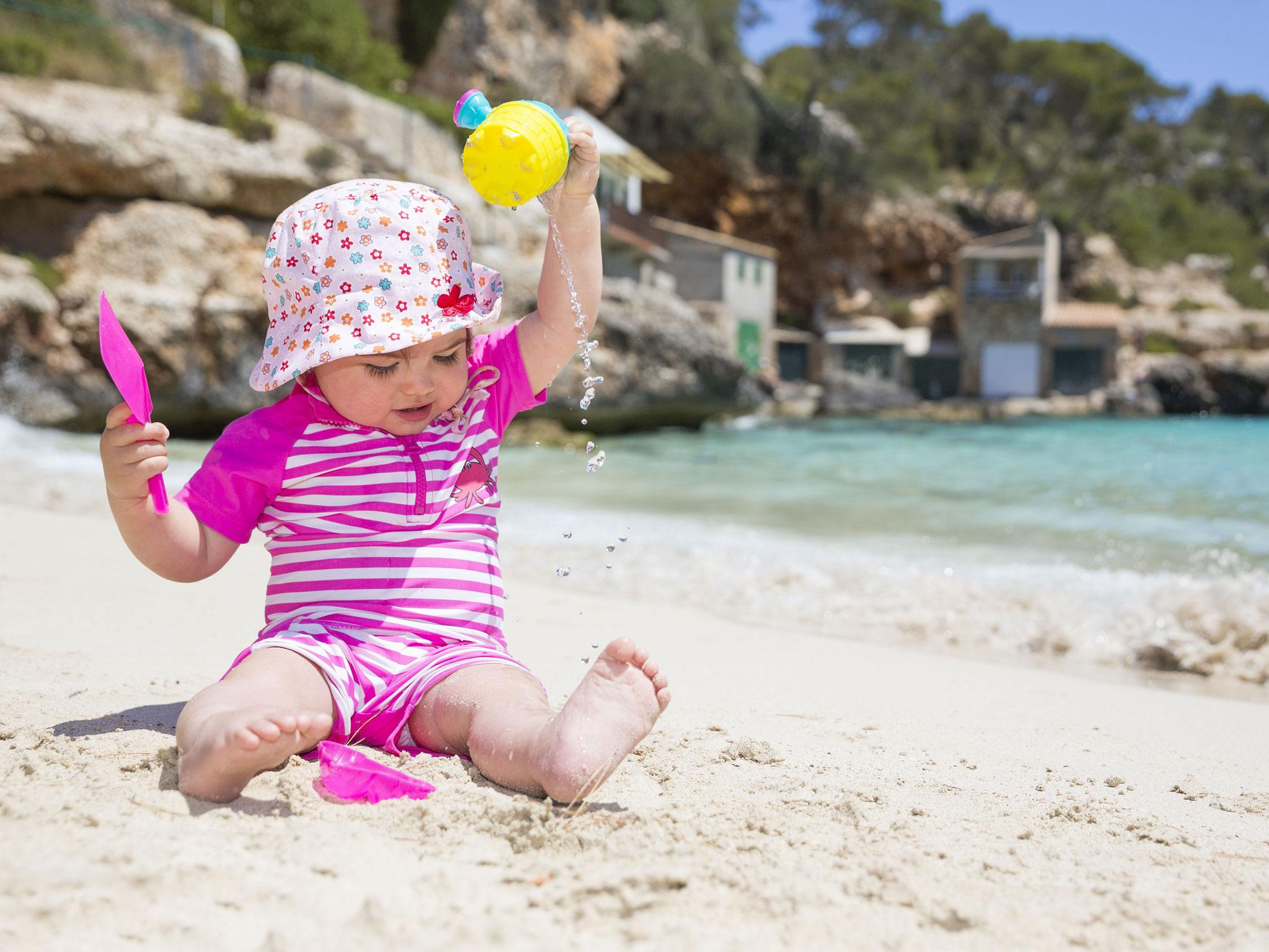 10 best sunscreens for babies
