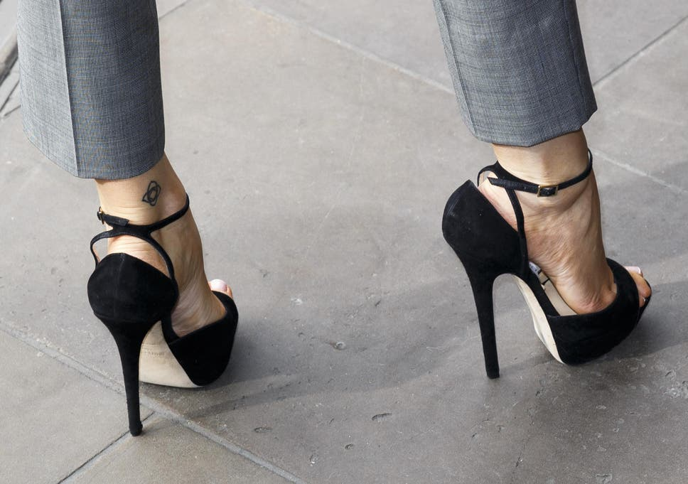b9381e306cd Bosses banned from forcing women to wear high heels in Canadian province