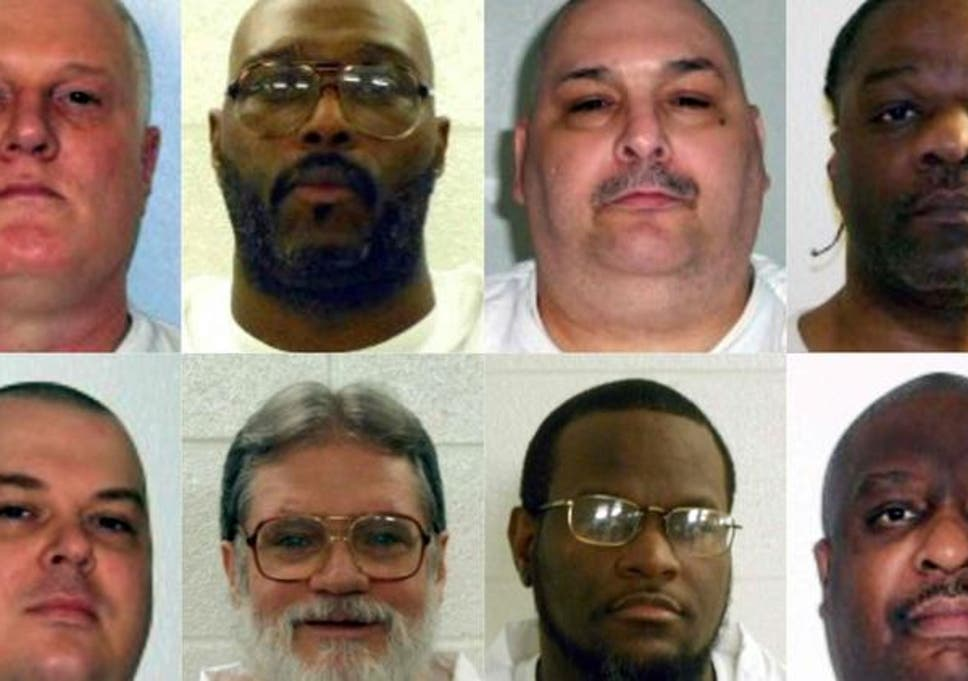 Seven people to be executed in 11 days because lethal injection